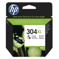 Original HP 304XL Druckkopfpatrone color (N9K07AE)