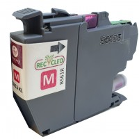 BROTHER LC-3213XL MAGENTA RECYCELT